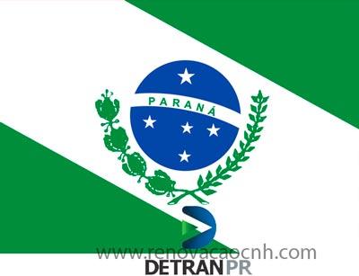 Bandeira do PR
